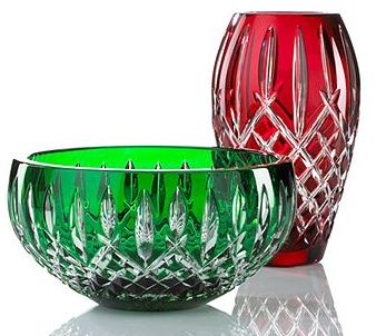 Emerald Vase Accessory by Macys